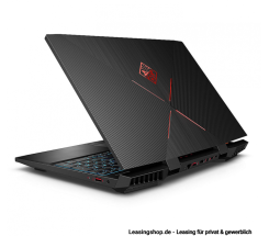 HP OMEN Notebook 15-dc0006ng i7-8750H leasen, 15 Zoll