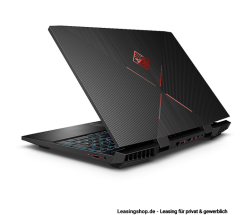HP OMEN Notebook 15-dc0005ng i7-8750H leasen, 15 Zoll
