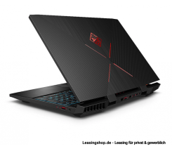 HP OMEN Notebook 15-dc0003ng i7-8750H leasen, 15 Zoll