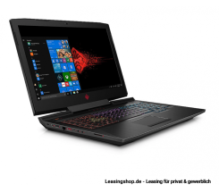 HP OMEN Notebook 17-an101ng i7-8750H leasen, 15 Zoll