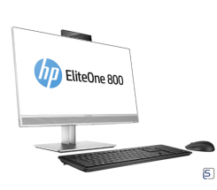 HP EliteOne 800 G4 AiO i7-8700, 16GB leasen