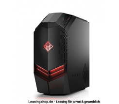 HP OMEN 880-551ng i7-8700K, 16GB leasen