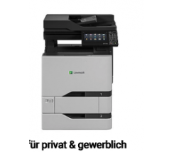 Lexmark CX725dthe Multifunktionsdrucker leasen