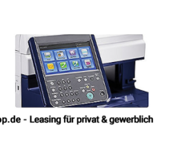 Xerox WorkCentre 6655l Farblaserdrucker leasen