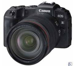 Canon EOS RP + RF 24-105mm f4,0 L IS USM + Adapter EF-EOS R leasen