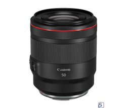 Canon RF 50mm f/1.2L USM leasen