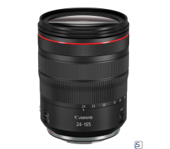 Canon RF 24-105mm f/4L IS USM leasen