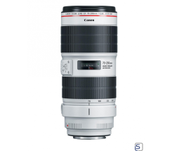 Canon EF 70-200mm f/2.8L IS III USM leasen