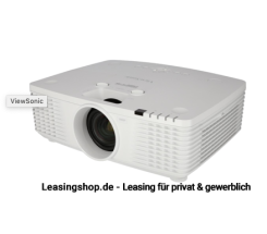 ViewSonic PRO9530HDL DLP-Beamer leasen
