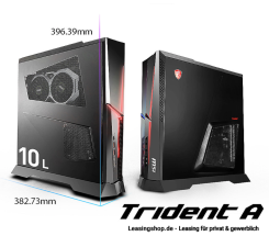 MSI Trident A i5-9400 leasen