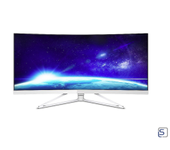 Philips 349X7FJEW/00 Monitor leasen, 34 Zoll