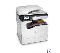 HP PageWide Color MFP 774dn Tintenstrahldrucker leasen