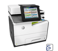 HP Enterprise Color MFP 586dn Tintenstrahldrucker leasen