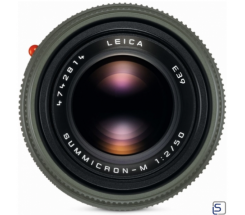 Leica SUMMICRON-M 50mm 1:2 Edition Safari leasen