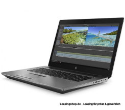 HP zBook 17 G6 6TU95EA i7-9750H leasen, 17 Zoll