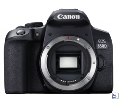 Canon EOS 850D Body leasen