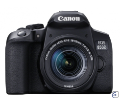 Canon EOS 850D Kit mit EF-S 18-55mm/4-5.6 IS STM leasen