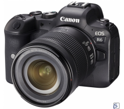 Canon EOS R6 + RF 24-105mm F4-7.1 IS STM leasen
