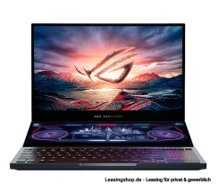 ASUS ROG Zephyrus Duo 15,6 i9-10980HK 32GB/2TB SSD RTX2080S, GX550LXS-HC152T leasen