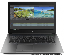 HP zBook 17 G6 16GB/512GB SSD i7 leasen