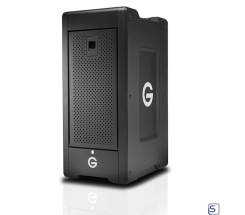 G-SPEED Shuttle XL Thunderbolt 3 112 TB Bundle mit 2x ev Carriers leasen