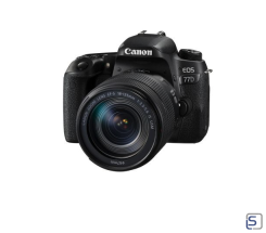 Canon EOS 77D Kit 18-135mm IS USM leasen