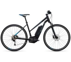 Cube Cross Hybrid Pro 500 Lady 2017 leasen