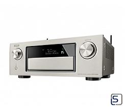 Denon AVR-X4200W Premium-Silber leasen
