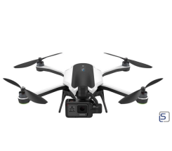 GOPRO KARMA COPTER MIT HERO5 BLACK leasen