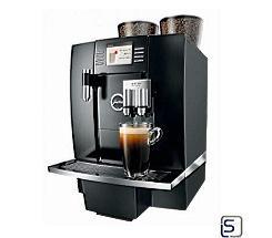 Jura GIGA X8c Professional leasen, Festwasseranschluss