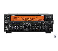 KENWOOD TS-590-SG leasen