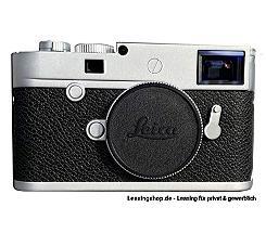 Leica M10-P Systemkamera silber leasen