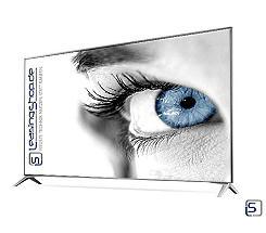 LG 55SJ800V LG UHD TV leasen