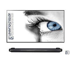 LG Signature OLED77W7V leasen
