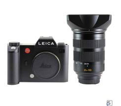 Leica SL (Typ 601) Kit 24-90mm leasen
