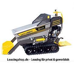 Lumag Mini-Raupendumper VH500PRO, VH500PRO GX und V500PROE  leasen