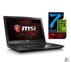 MSI GL62M 7RD-077 Gaming Notebook leasen