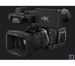 Panasonic HC-X1000 4K Camcorder leasen