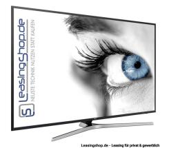 Samsung UE75MU6179 4K UHD leasen
