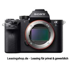 Sony Alpha 7S II Body leasen, 4K Video