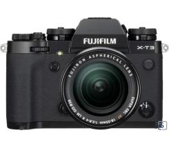 Fujifilm X-T3 Kit 18-55mm leasen, Schwarz