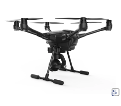 YUNEEC TYPHOON H ADVANCED HEXAKOPTER leasen