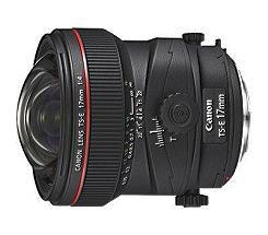 Canon TS E - Tilt-Shift-Objektiv - 17 mm leasen