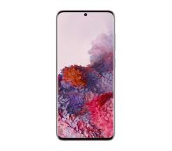 Samsung GALAXY S20 cloud pink G980F Dual-SIM 128GB Android 10.0 Smartphone Leasing - Oft besser als Ratenkauf