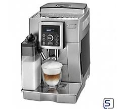 DeLonghi ECAM 23.466.S Kaffeevollautomat Silber leasen