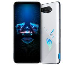 ASUS ROG Phone 5 ZS673KS Smartphone 12/256GB storm white Android 11.0 als Leasing