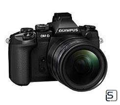 Olympus OM-D E-M1 Kit EZ-M 12-40mm leasen, schwarz