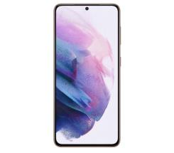 Samsung GALAXY S21 5G Smartphone 256GB phantom violet Android 11.0 G991B als Leasing