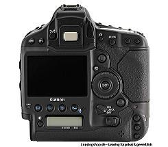 Canon EOS-1D X Mark II Body oder Kit leasen