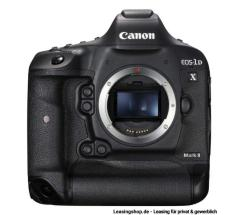 Canon EOS-1D X Mark II Body oder Kit leasen